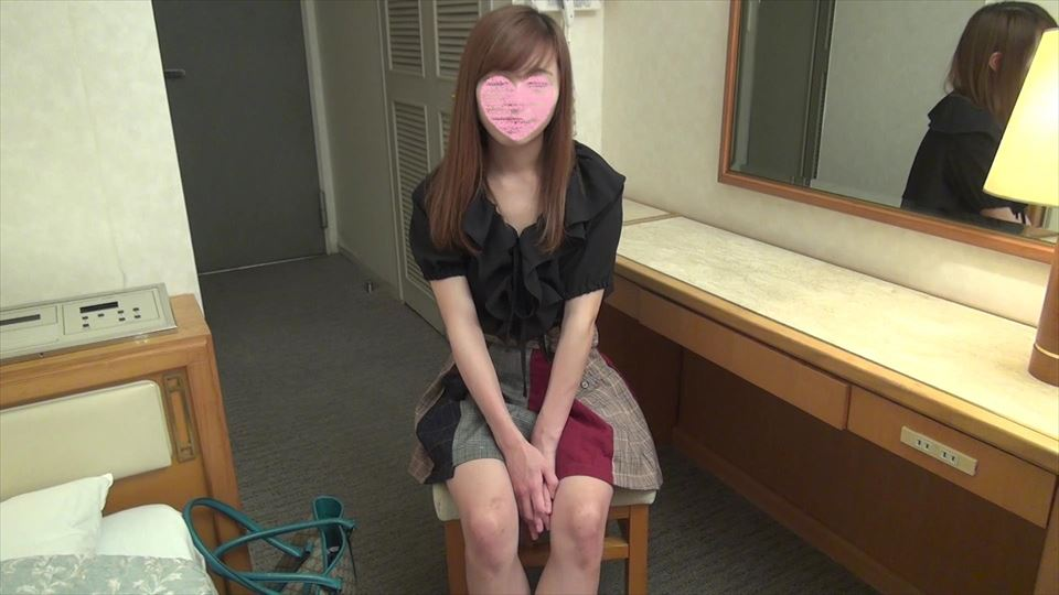 FC2 PPV 959176 First shot 完全 complete appearance 超 ultra-thin slender slender fair white girl 19-year-old