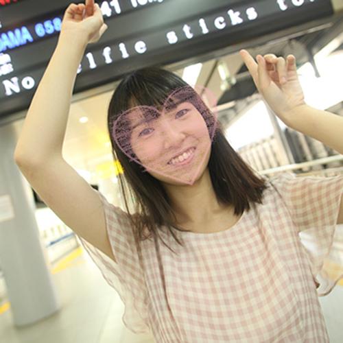 【個人撮影/19歳】静岡在住の地方JDはなんと生理中!それでもナマで挿れちゃいました!!